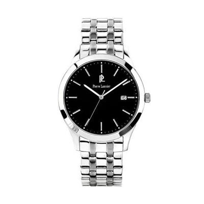 Pierre Lannier Men's Analogue Quartz Watch with Stainless Steel Strap 248C131 並行輸入品