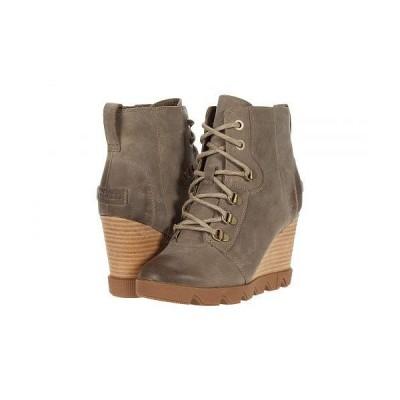 SOREL ソレル レディース 女性用 シューズ 靴 ブーツ レースアップ 編み上げ Joan Uptown(TM) Lace - Khaki II