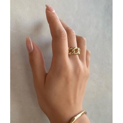 指輪 チェーンリング