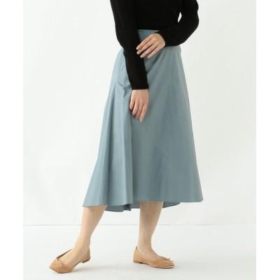 スカート Demi-Luxe BEAMS / 切替フレアスカート