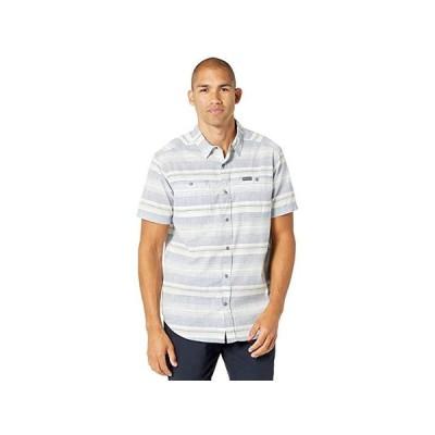 コロンビア Leadville Ridge Short Sleeve Shirt II メンズ シャツ トップス Bluestone Stripe