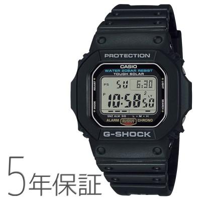 G-SHOCK Gショック デジタル ソーラー ブラック G-5600UE-1JF CASIO カシオ 腕時計 メンズ
