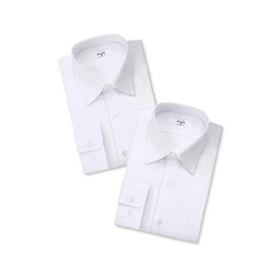 男子 長袖 学生用 Yシャツ スクールシャツ SunnyHug サニーハグ 形態安定 抗菌防臭 制服 標準体型A体用 カッターシャツ (17