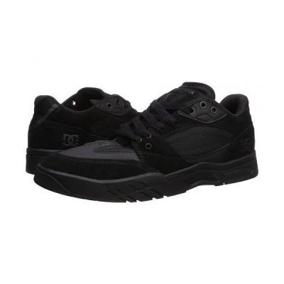 DC ディーシー メンズ 男性用 シューズ 靴 スニーカー 運動靴 Maswell - Black