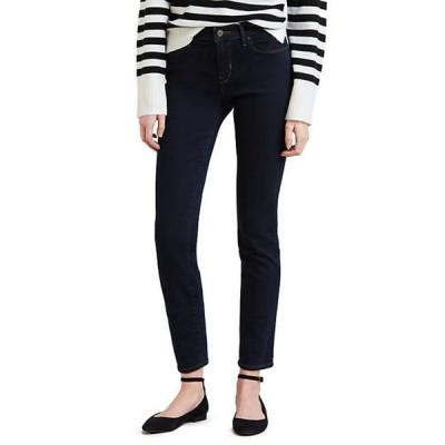 リーバイス レディース デニムパンツ ボトムス Classic Mid Rise Skinny Jeans Deep Indigo