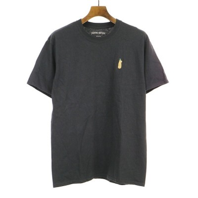 FUCKING AWESOME ファッキング オウサム Hobo Tee バックプリントTシャツ ブラック M メンズ