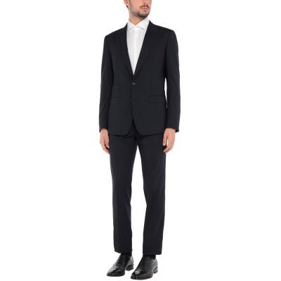 ドルチェ & ガッバーナ DOLCE & GABBANA スーツ ダークブルー 48 バージンウール 98% / ポリウレタン 2% スーツ