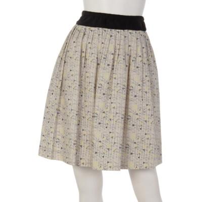 haupia (ハウピア) レディース スカート ベージュ S