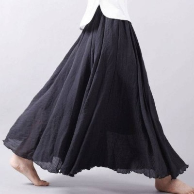 フェアリースカート 6color 選べるスカート丈2種類 ハイウエストコーデ フェミニン 夏