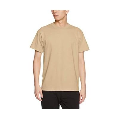 (ユナイテッドアスレ)UnitedAthle 5.6オンス ハイクオリティー Tシャツ 500101[メンズ] (サンドカーキ 3XL)