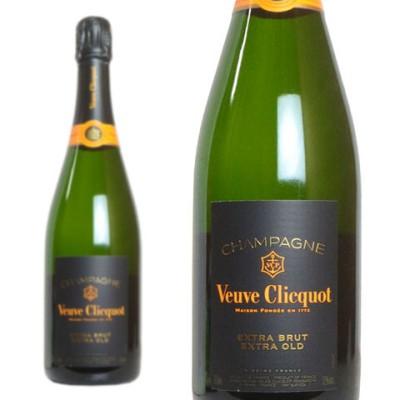 シャンパン クリコ シャンパーニュ ヴーヴ・クリコ エクストラブリュット エクストラオールド 750ml (フランス シャンパーニュ 白)