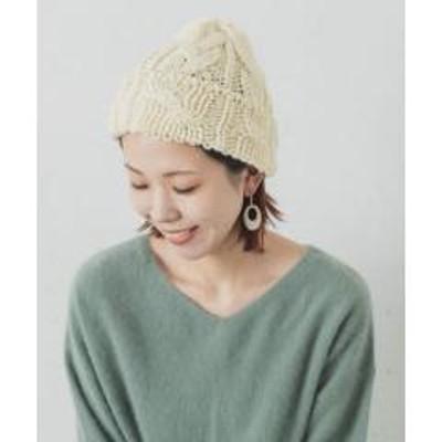 アーバンリサーチサニーレーベルHIGHLAND 2000 ブリティッシュウールニット帽【お取り寄せ商品】
