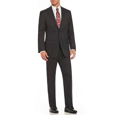 ハート シャフナー マルクス メンズ ジャケット・ブルゾン アウター Classic Tailored Fit Solid Suit