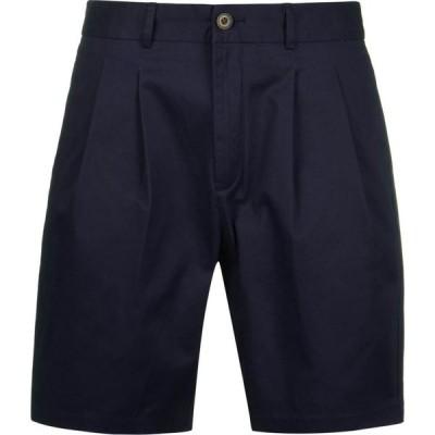 ファーラーヴィンテージ Farah Vintage メンズ ショートパンツ ボトムス・パンツ ARCHV Pleated Shorts True Navy