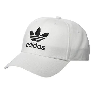 アディダス オリジナルス Originals Icon Precurve Snapback メンズ 帽子 White/Black
