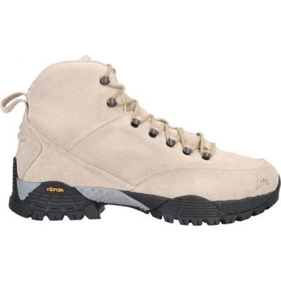 ロア ROA メンズ ブーツ シューズ・靴 Boots Ivory
