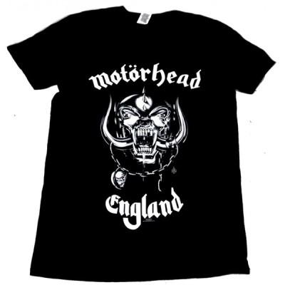 MOTORHEAD「ENGLAND」Tシャツ