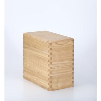 桐の米びつ 10kg用 イシモク 桐子モダン(1合升付)【送料無料】