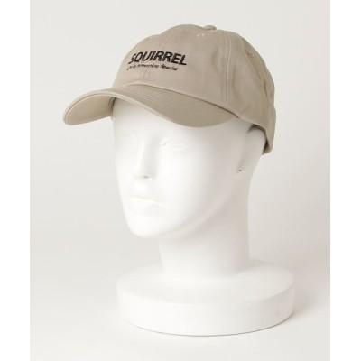 INNOCENT / 『LiSS』embroidery till cap MEN 帽子 > キャップ