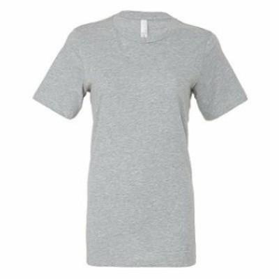 ファッション トップス Bella + Canvas Womens Relaxed Jersey Short Sleeve Tee B6400