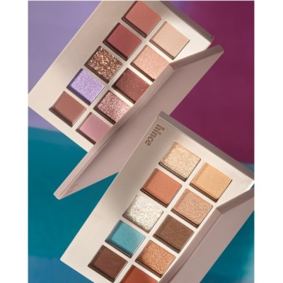 [hince]ヒントニューデプスアイシャドーパレット2品目/New depth eye shadow palette (gentle and firm off balance)韓国TTBEAUTY