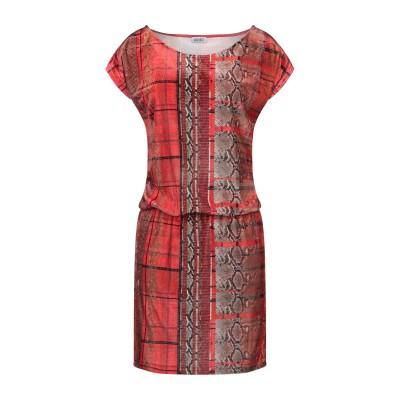 リュー ジョー LIU •JO ミニワンピース&ドレス オレンジ 42 ポリエステル 97% / ポリウレタン 3% ミニワンピース&ドレス