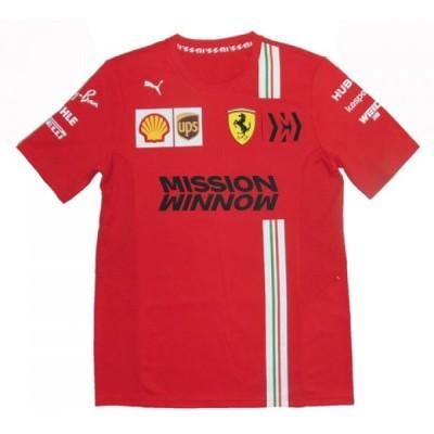 2020 スクーデリア・フェラーリ チーム支給品 Tシャツ MWタイプ サイズM 新品