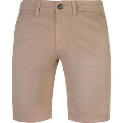 ペペジーンズ Pepe Jeans メンズ ショートパンツ ボトムス・パンツ McQueen Shorts Beige