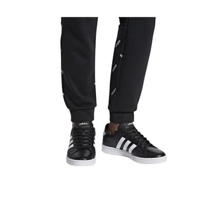 【アディダス】 グランドコート LEA U / GRANDCOURT LEA U ユニセックス ブラック 27.5cm adidas