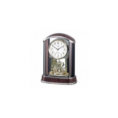 CITIZEN シチズン 置時計 電波時計 4RY658-N23