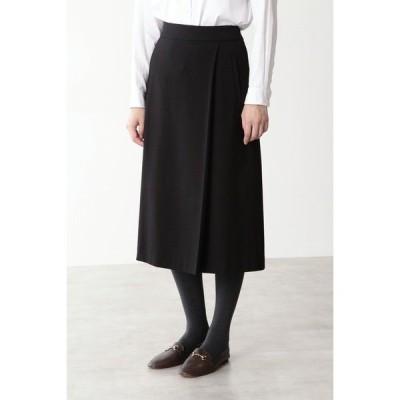 スカート ◆フェイクウールスカート
