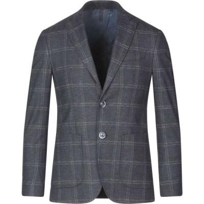 ドメニコ タリエンテ DOMENICO TAGLIENTE メンズ スーツ・ジャケット アウター blazer Dark blue