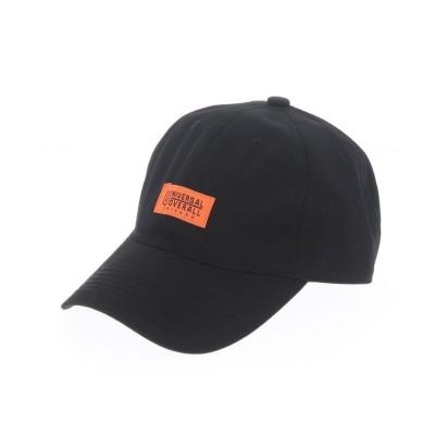 【ゴースローキャラバン】 UNIVERSAL OVERALL CAP ユニセックス ブラック F go slow caravan