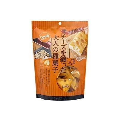 トーノー じゃり豆 濃厚チーズ 80g(個包装)