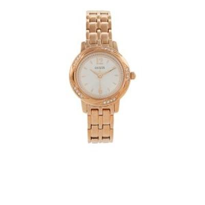 ゲス レディース 腕時計 アクセサリー W0935L2 Rose Gold