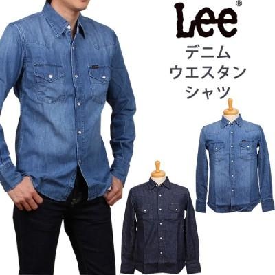Lee リー Lee デニムウエスタンシャツ LT0632