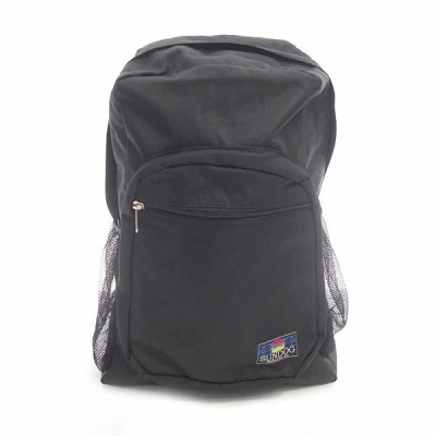サンドッグ/SUNDOG USA ナイロン リュック バックパック バッグ 41H20 サイズ ユニセックス表記なし ブラック ランクS 102  (中古)