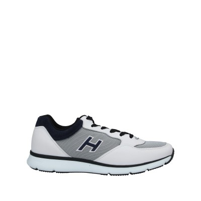 ホーガン HOGAN スニーカー&テニスシューズ(ローカット) ホワイト 10 革 / 紡績繊維 スニーカー&テニスシューズ(ローカット)