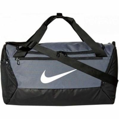 ナイキ Nike レディース ボストンバッグ・ダッフルバッグ バッグ Brasilia Small Duffel - 9.0 Flint Grey/Black/White