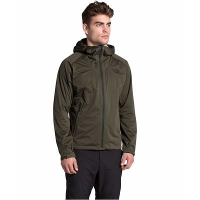 ノースフェイス コート アウター メンズ Allproof Stretch Jacket New Taupe Green