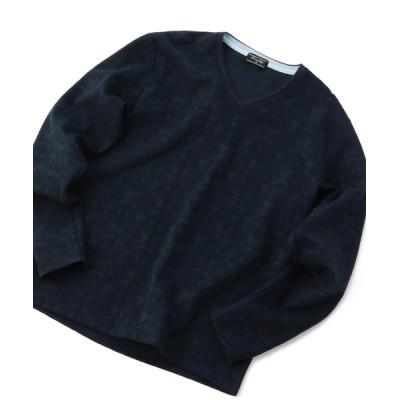 MEN'S BIGI / ロマネスクパターン ジャガードカットソー MEN トップス > Tシャツ/カットソー
