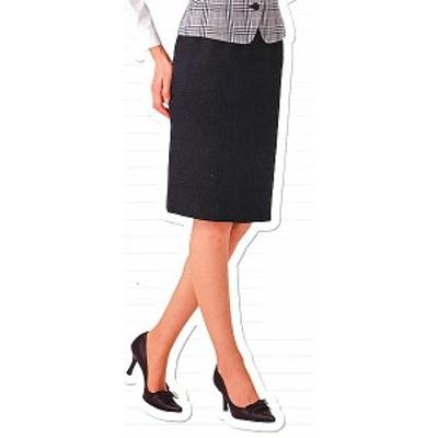 A4051-3 スカート 全1色 (福本服装 ERGON エルゴン 事務服 制服)