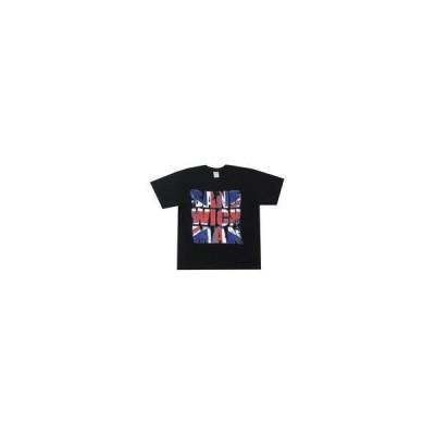 中古衣類 サンドウィッチマン 2017ツアーTシャツ ブラック Mサイズ 「サンドウィッチマンライブツアー2017」