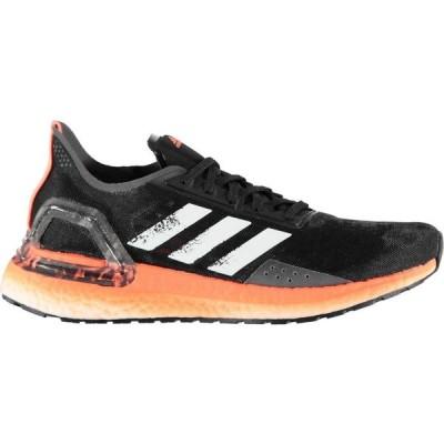 アディダス adidas レディース ランニング・ウォーキング シューズ・靴 Ultraboost Pb Running Shoes Black/White/Red