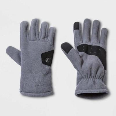 オールインモーション All in Motion メンズ 手袋・グローブ Fleece Gloves - All In Motion Gray