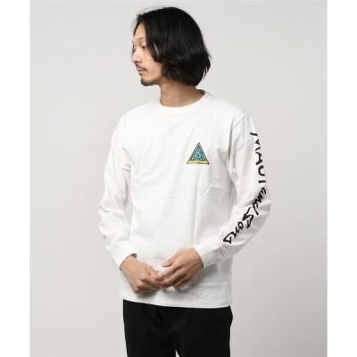 tシャツ Tシャツ 【公式】 LOGO 長袖Tシャツ 【MAUI&SONS】