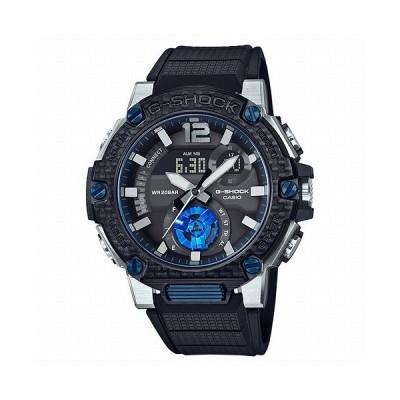 CASIO G-SHOCK G-STEEL GST-B300B-1AJF ソーラー腕時計 カーボンコアガード構造 スマートフォンリンク 国内正規品