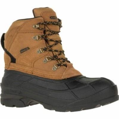 カミック Kamik メンズ ブーツ シューズ・靴 Fargo Winter Boot Tan Suede