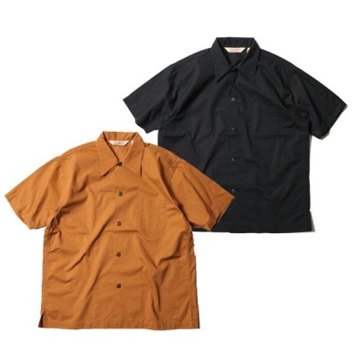 TROPHY CLOTHING トロフィークロージング 半袖シャツ Skipper Shirt Black