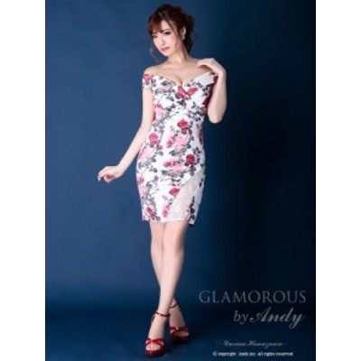 GLAMOROUS ドレス GMS-V522 ワンピース ミニドレス Andyドレス グラマラスドレス クラブ キャバ ドレス パーティードレス